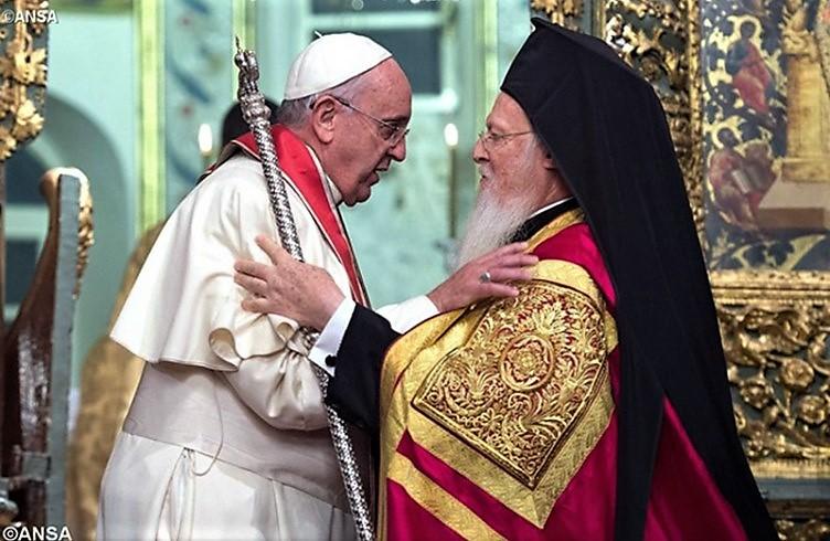Pope Bartholomew