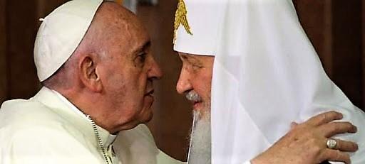Pope kyrill